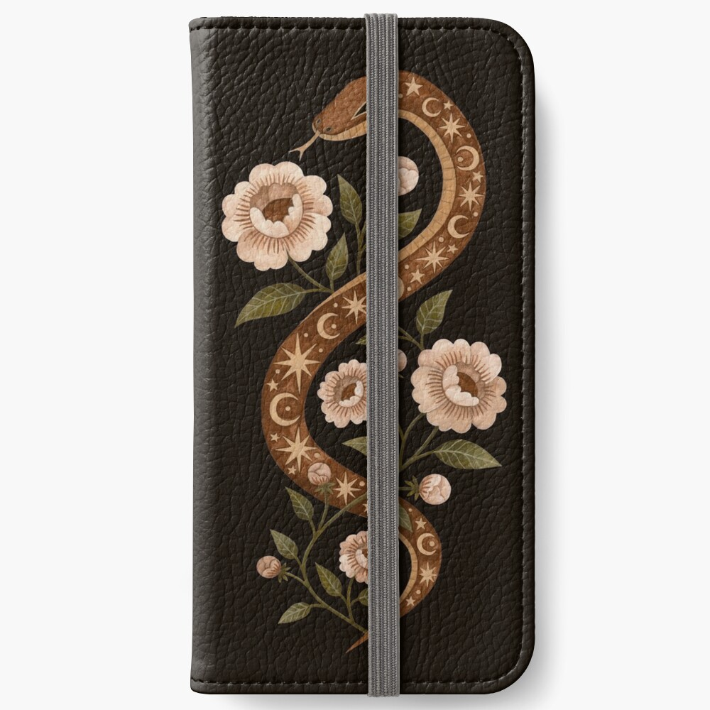 Serpent spells iPhone Wallet