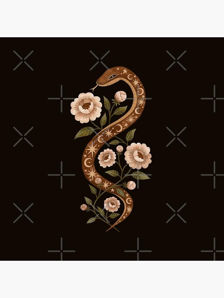 Serpent spells by Laorel