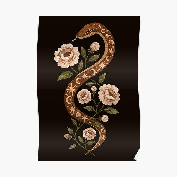 Serpent spells Poster