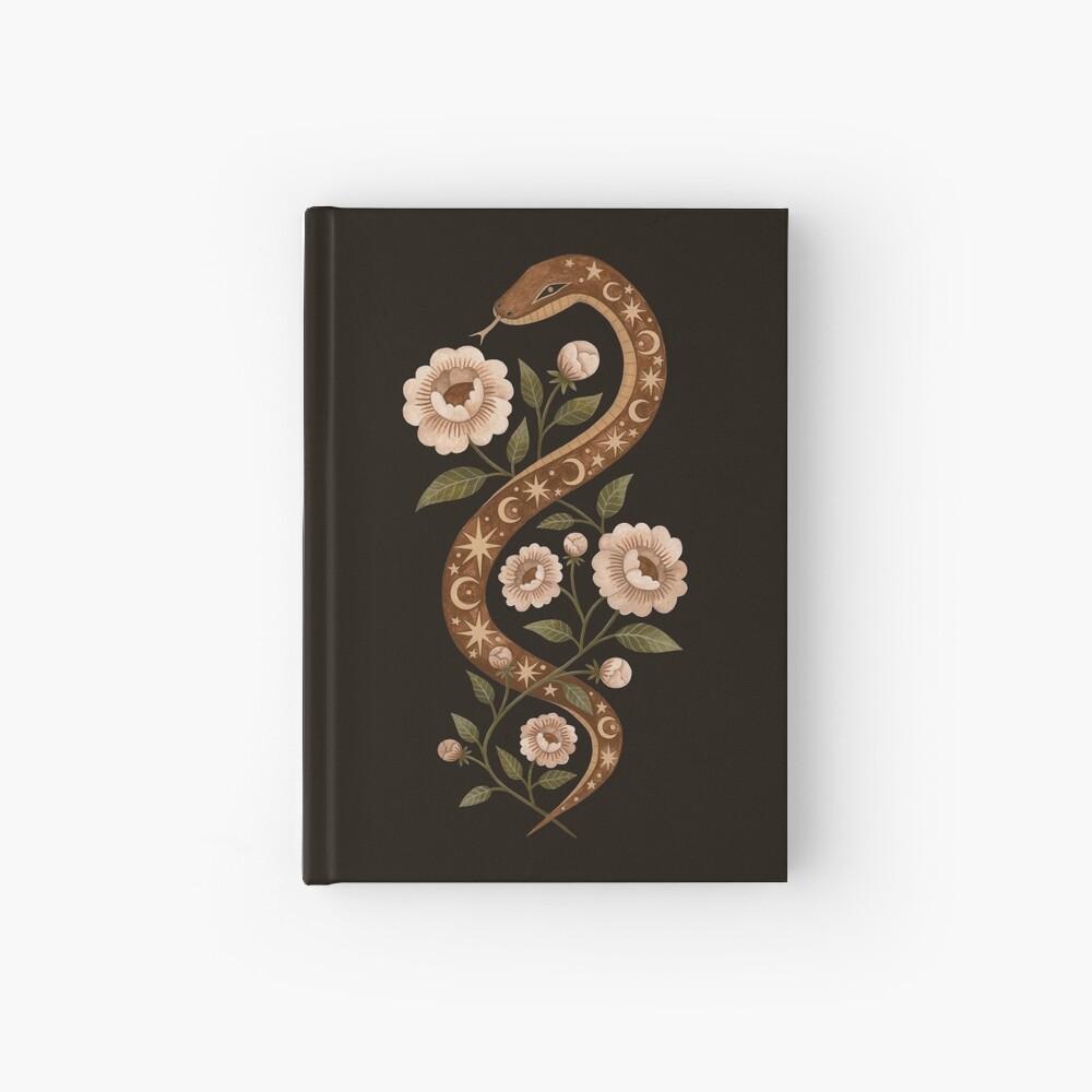 Serpent spells Hardcover Journal