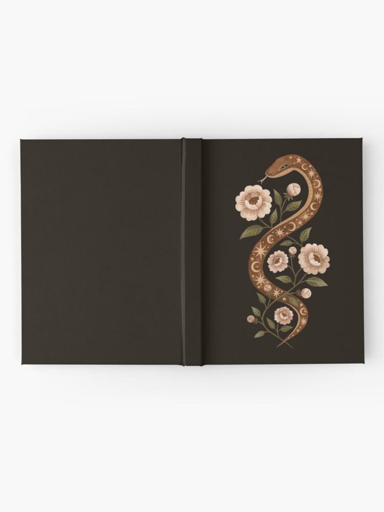 Alternate view of Serpent spells Hardcover Journal