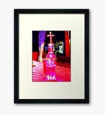 light beer Framed Print