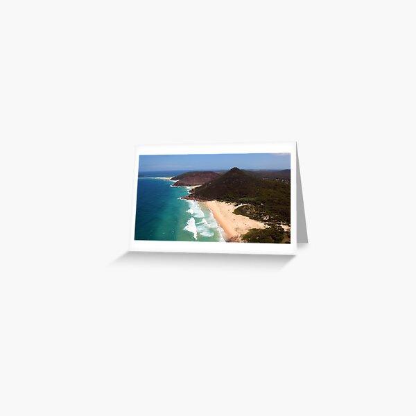 Zenith Beach Greeting Card
