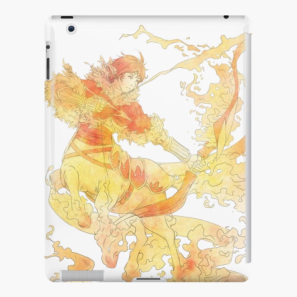 Sagittarius, The Idealistic iPad Case & Skin