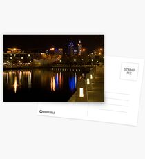 Overlooking Perth Postcards