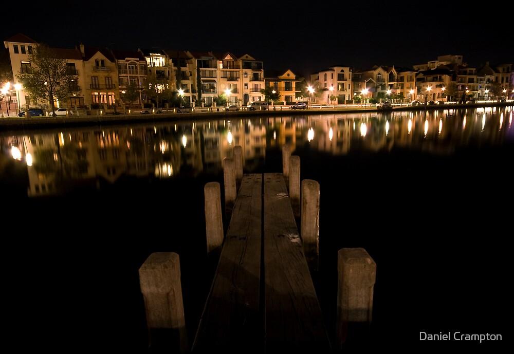 The Wharf by Daniel Crampton