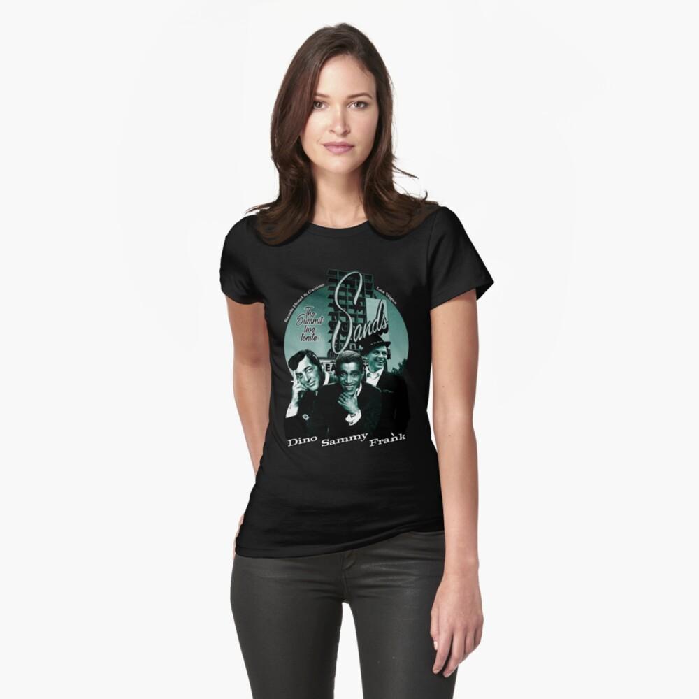 The Summit, Las Vegas Camiseta entallada