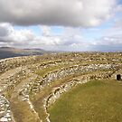 Ancient Stones Donegal, Ireland by mikequigley