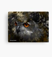 Ruler of the Night Canvas Print