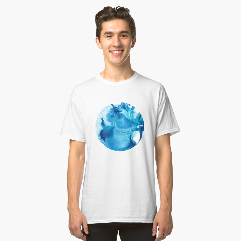 Butterfly 01 Classic T-Shirt Vorne