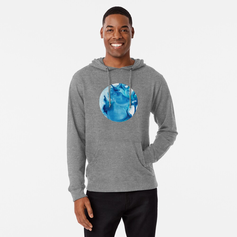 Butterfly 01 Leichter Hoodie
