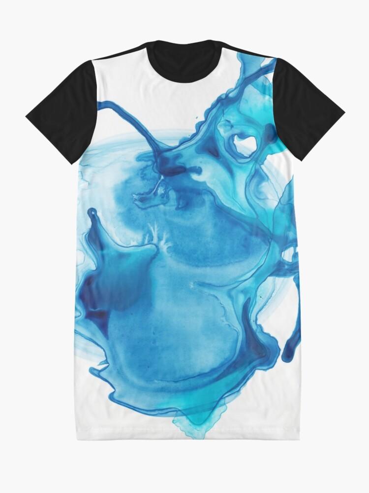 Alternative Ansicht von Butterfly 01 T-Shirt Kleid