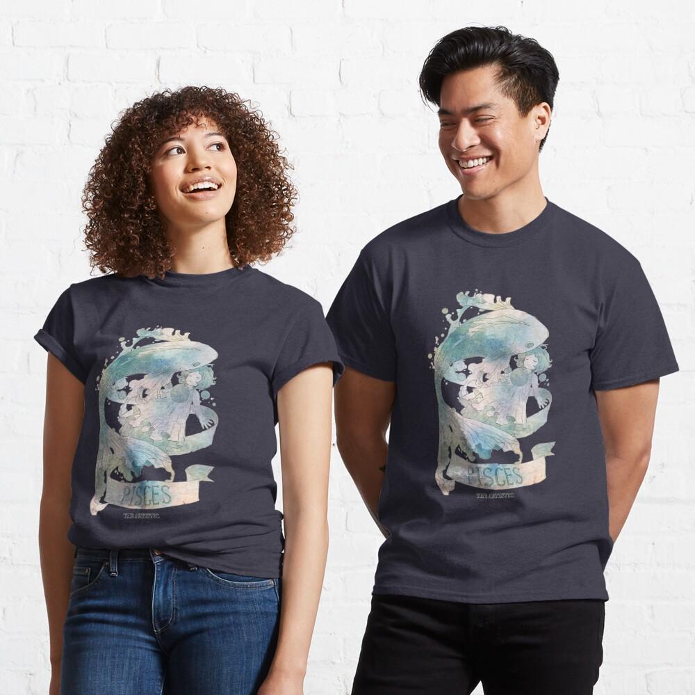 Pisces, The Artistic Classic T-Shirt