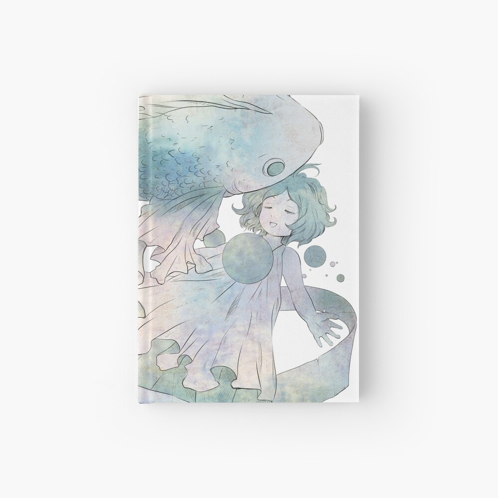Pisces, The Artistic Hardcover Journal