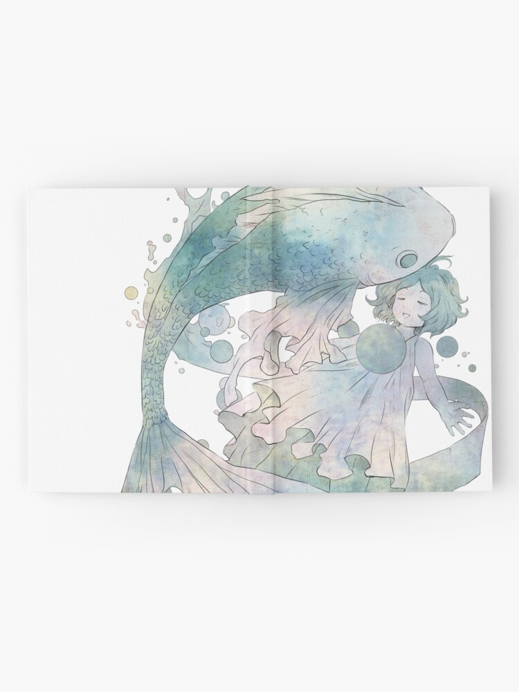 Alternate view of Pisces, The Artistic Hardcover Journal