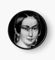 Clara Schumann - Great Romantic Composer Clock