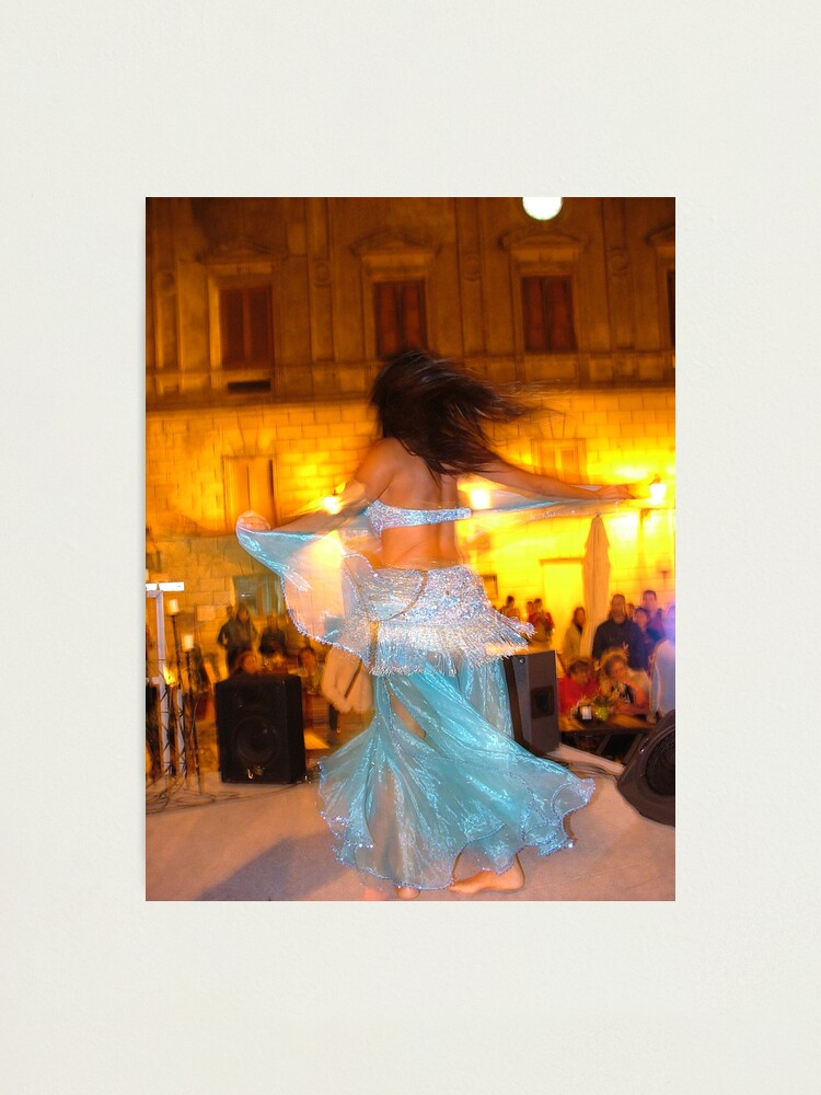 Alternate view of Belly dance 3 Photographic Print
