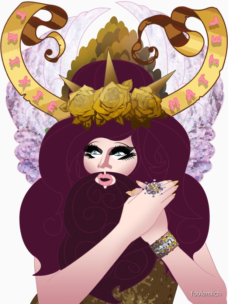 Trixie Mattel - Rupaul's Drag Race de foulemilch