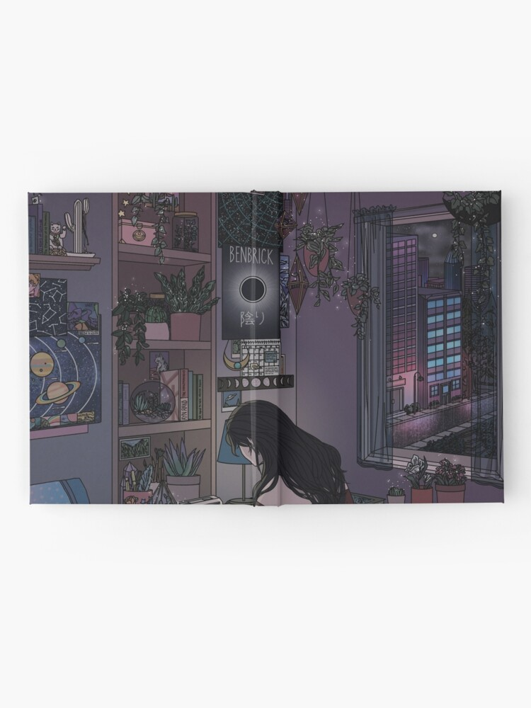 Alternate view of Eclipse Hardcover Journal