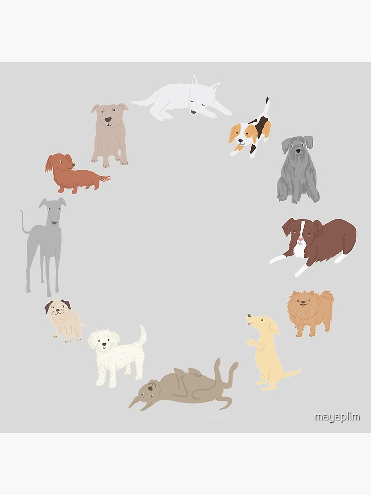 Bow-wow Hour by mayaplim