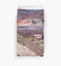 Billings 2018 Duvet Cover