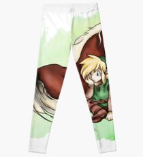Link & Epona Leggings