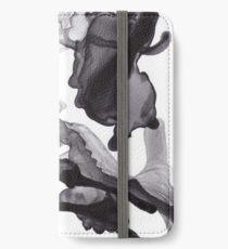 Float 01 iPhone Flip-Case/Hülle/Skin