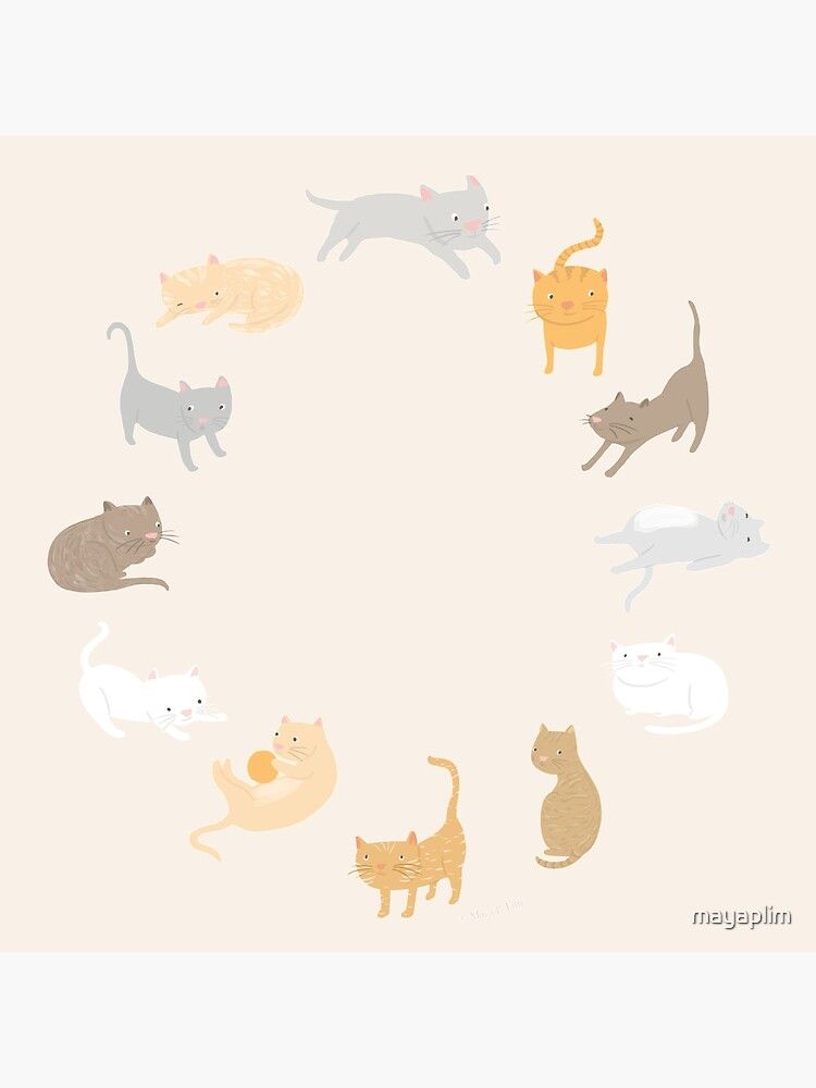 It's Cat Time of Day… by mayaplim