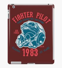 FIGHTER PILOT  iPad Case/Skin