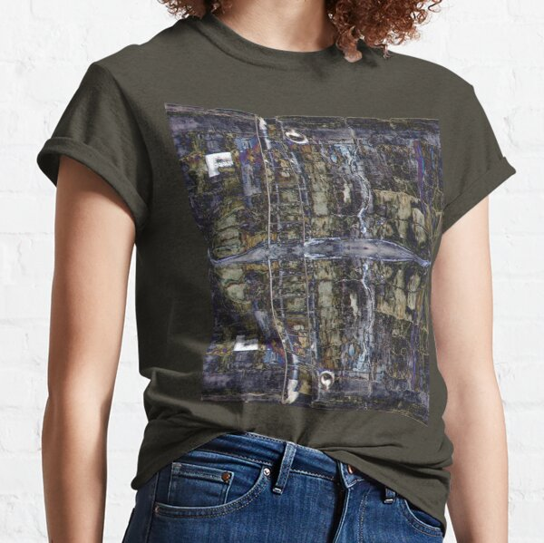 Over the Wall (T-shirts only) Classic T-Shirt