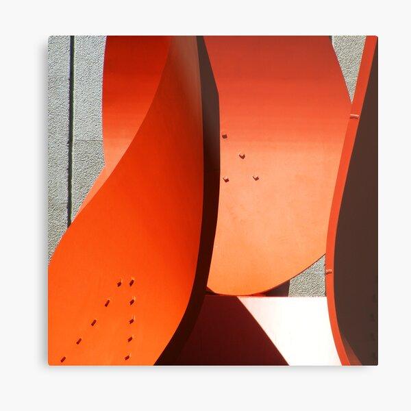 Rem Koolhaas Metal Print