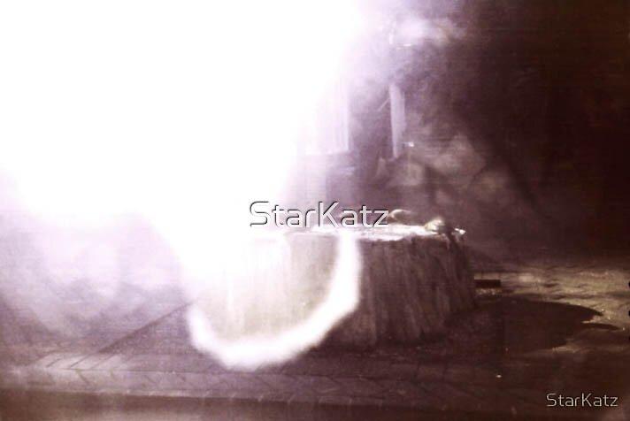 Strange flare by StarKatz