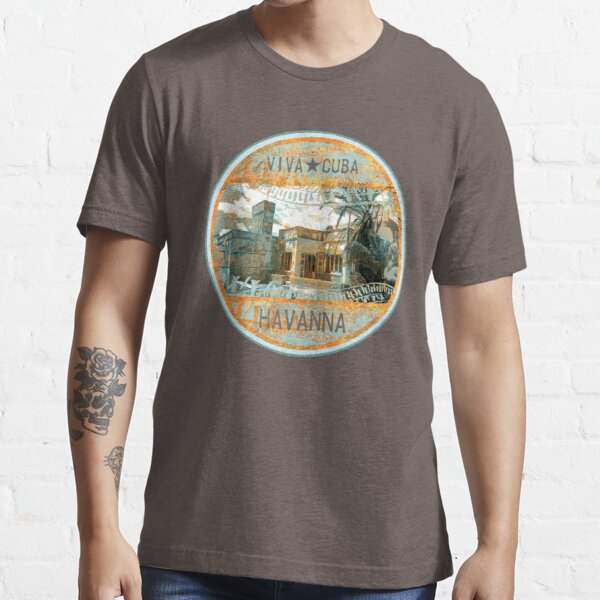 cuba Essential T-Shirt