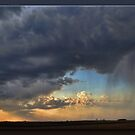 Storm on the Prairie by Sheryl Gerhard