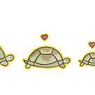 Conga Schildkröten von jazzieart