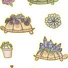 Schildkröten von jazzieart