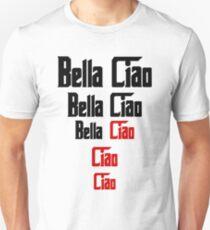 La Casa De Papel - Bella Ciao Slim Fit T-Shirt