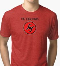 T. Fighters Tri-blend T-Shirt