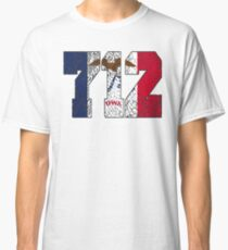 ALWAYS REPPIN' THE 712 Classic T-Shirt