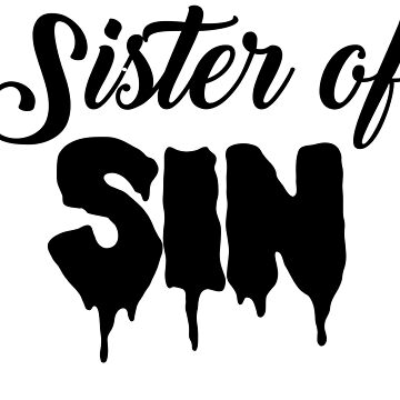 SISTER OF SIN Ghost BC band by occultart