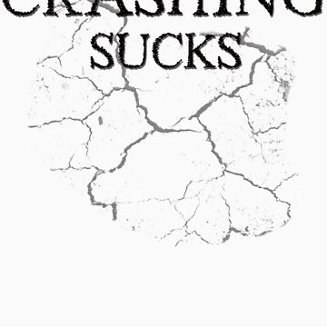 Crashing Sucks by Harleycowgirl