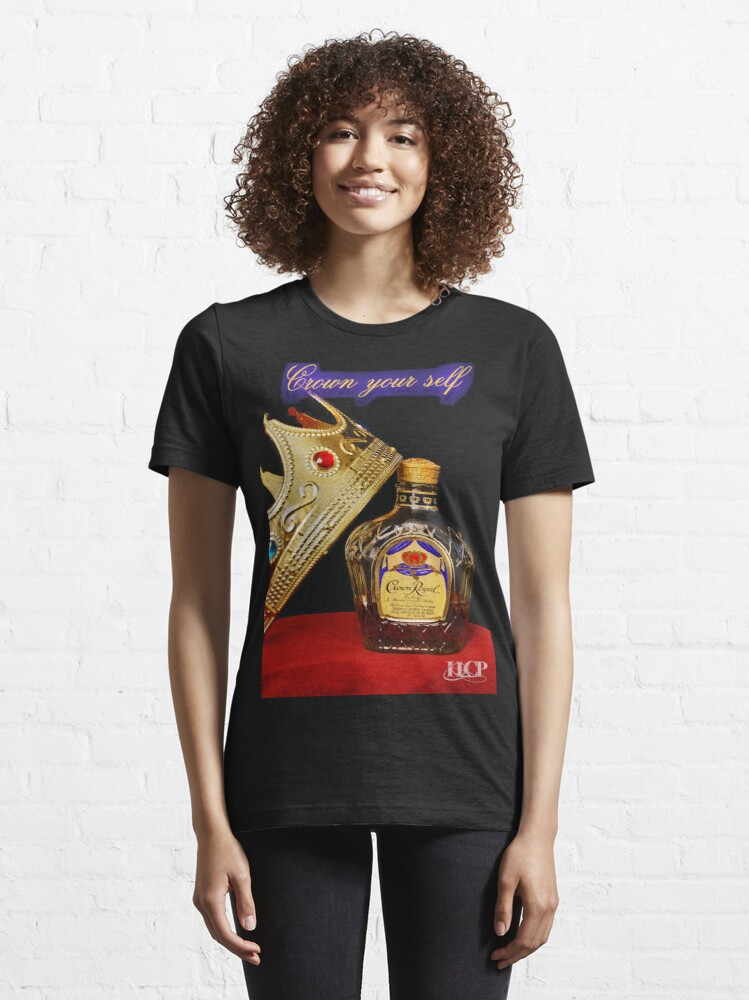 Alternate view of Crown Royal Essential T-Shirt