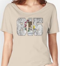 ALWAYS REPPIN' THE 815 Women's Relaxed Fit T-Shirt