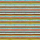 Rainbow Stripe by Robayre by Robayre