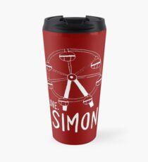 Love Simon Ferris Wheel Doodle Travel Mug