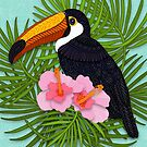 Toucan Summer by artlovepassion