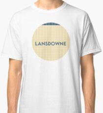 LANSDOWNE Subway Station Classic T-Shirt