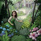 The Garden by Elisabeth Alba