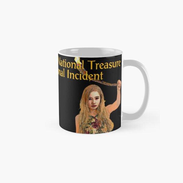7th Grade Revolution - When Unearthing a National Treasure ... Mugs Classic Mug