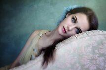 Blue Eyed by Jennifer Rhoades